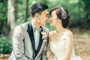 Lina & Yi Dressy Engagement